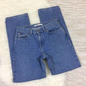Tommy Hilfiger Vtg Mom Jeans High Waist 90s